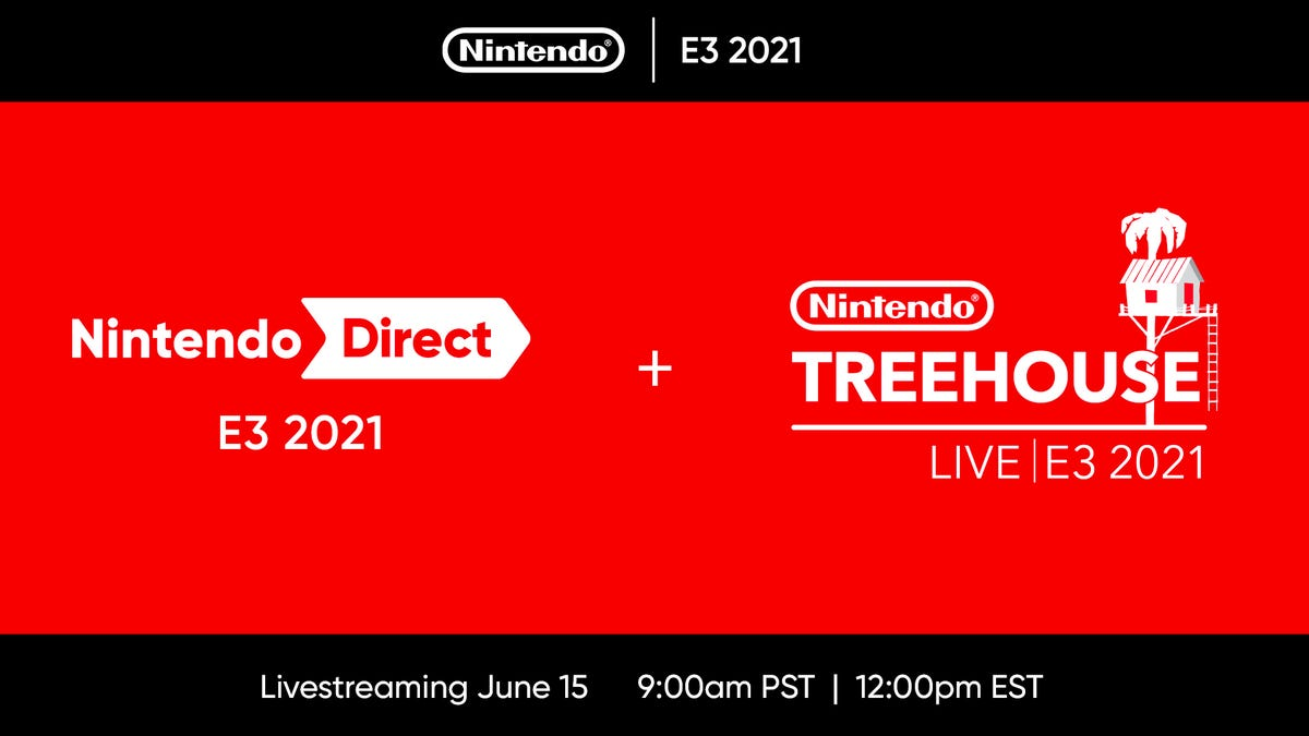 Nintendo's E3 2021 Plans Include A Direct And Treehouse Live