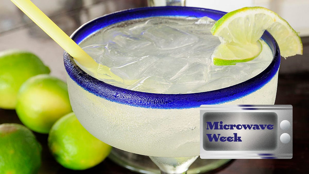 Make a better margarita with help from the microwave