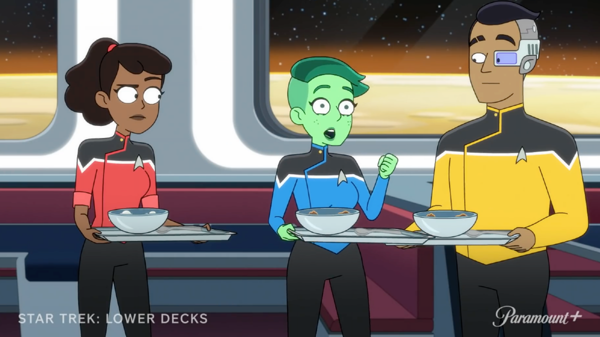 Star Trek: Lower Decks Releases Fun Mid-Season Trailer