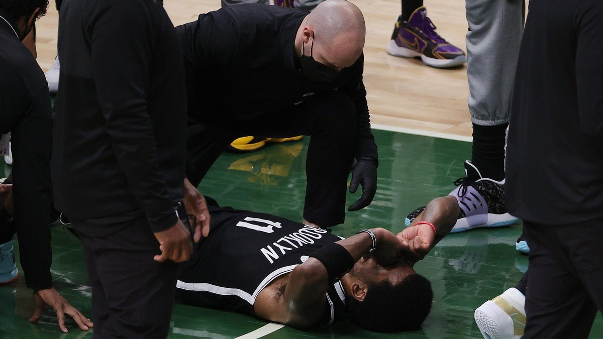 All the injuries that have affected the NBA playoffs