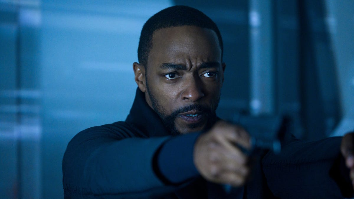 In Altered Carbon's Action-Packed Season 2 Trailer, Anthony Mackie Gets Ready for War