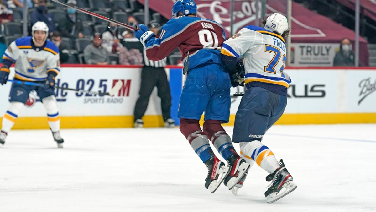 Here's another violent hit the NHL will do little about
