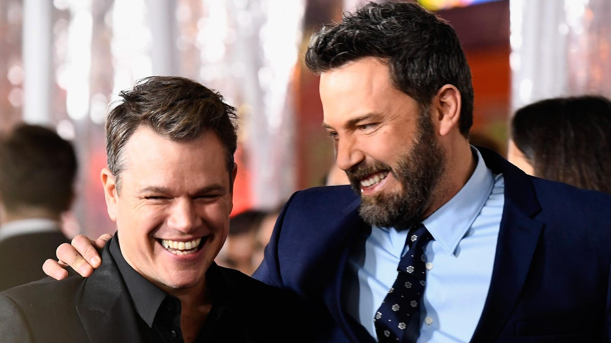 Matt Damon and Ben Affleck only wrote for the men in The Last Duel