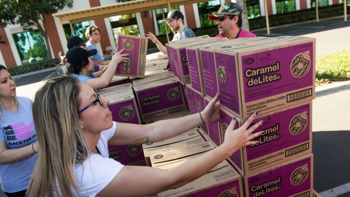 Last Call: Girl Scout cookies are concentrated nostalgia for $5 a pop