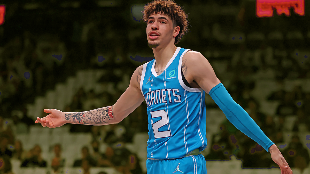 """Faith No More asked """"What... Is... IT?"""" LaMelo Ball is Exhibit A of what 'IT' is"""