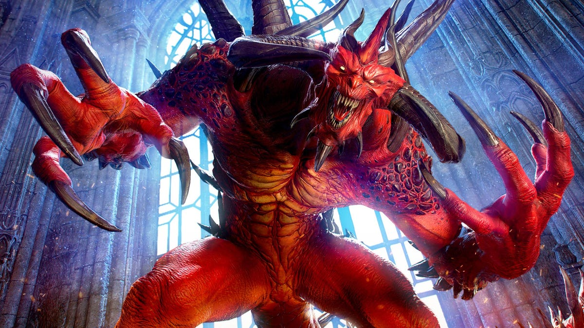 Diablo II: Resurrected Is Mostly Just Diablo II, For Better Or Worse