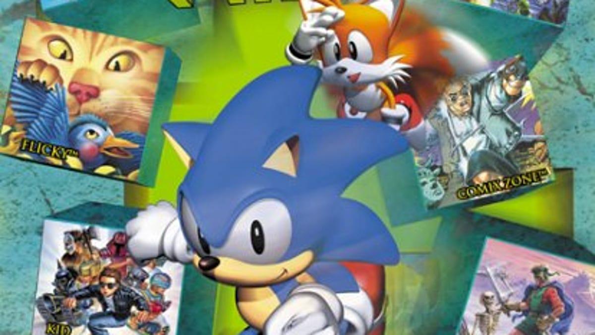 Sega Smash Pack Ii