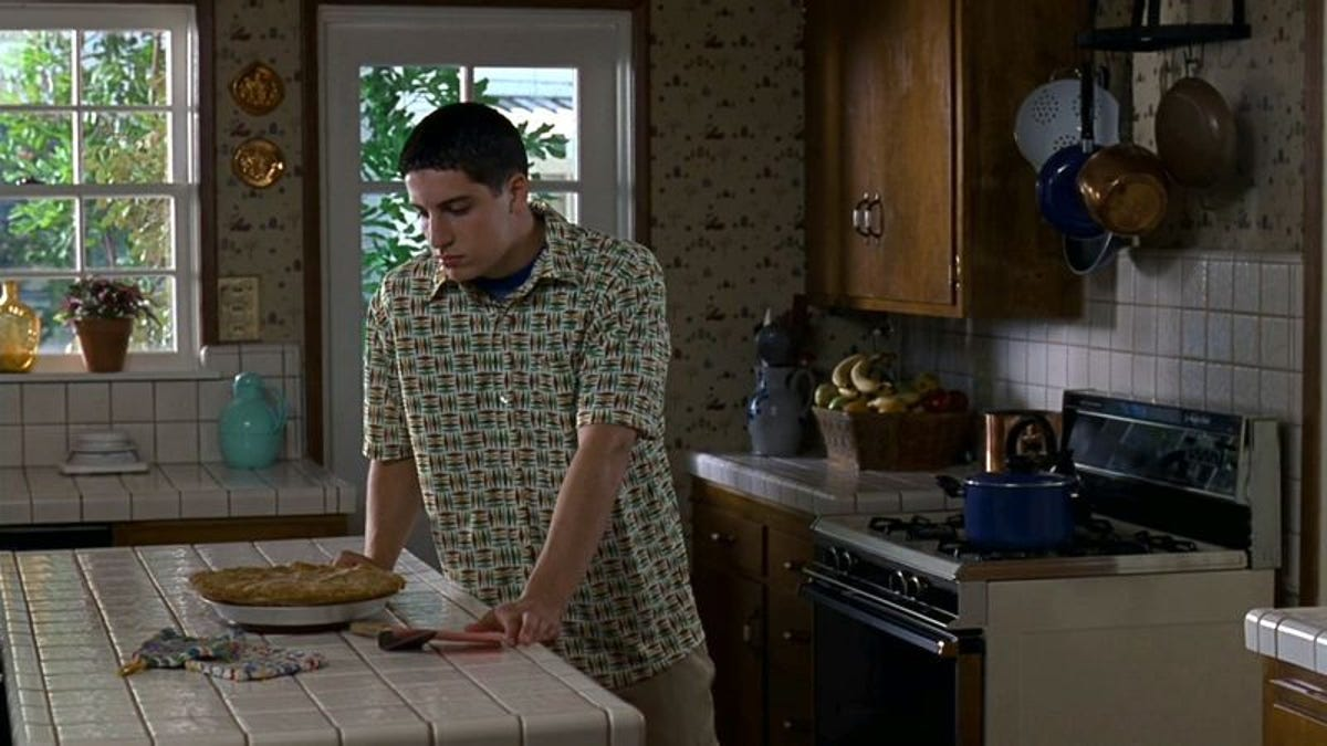 American Pie Band Camp Unrated Scenes american pie's heart was never really in the pastry poking