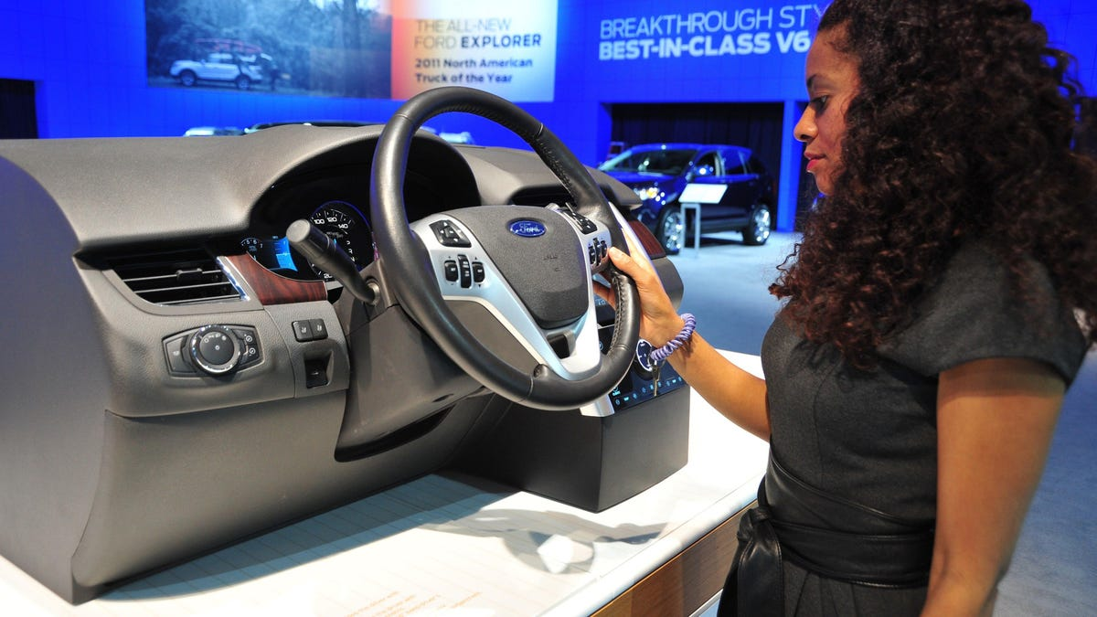 You Car's Privacy Data May Not Actually Be All That Private