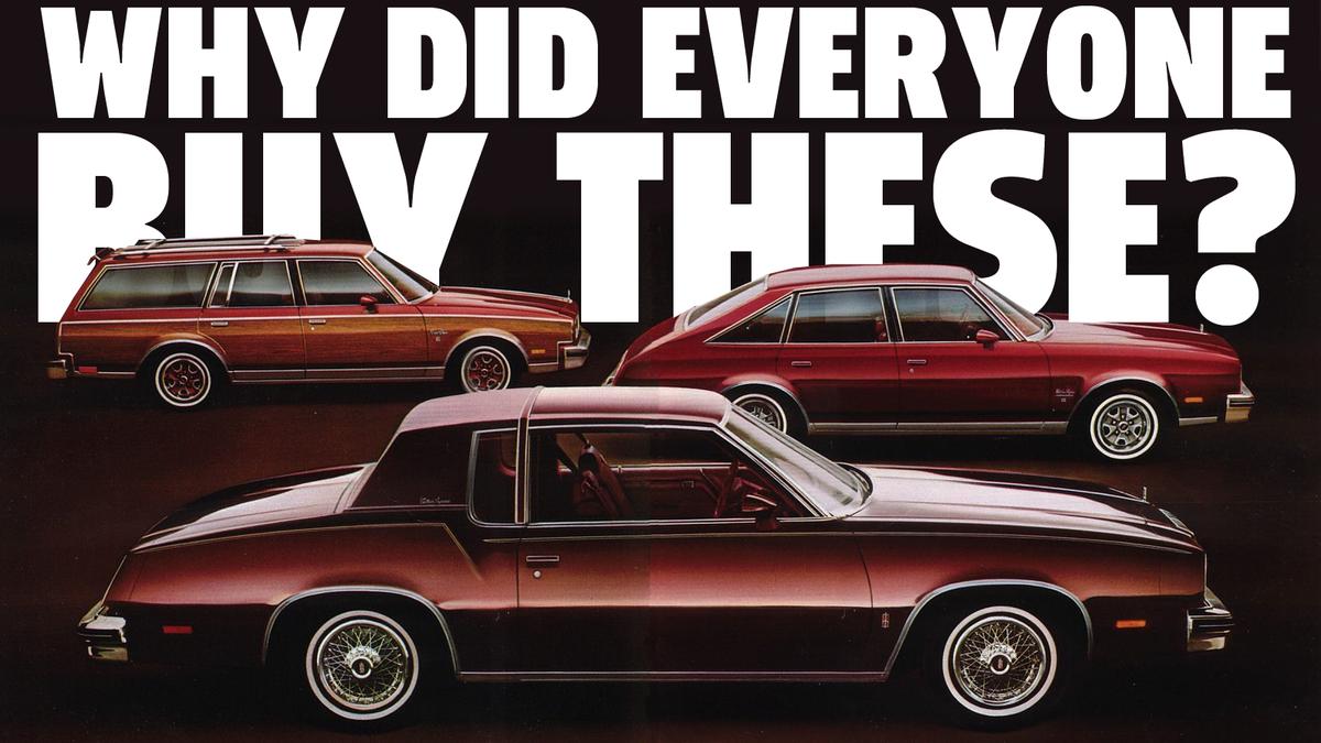 Warum zum Teufel haben die Amerikaner so viele Oldsmobile Cutlasses gekauft?