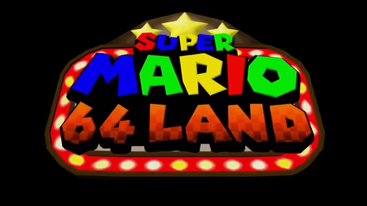 Super Mario 64 Land, An Enormous Fan-Made Mario Game, Is Out Now