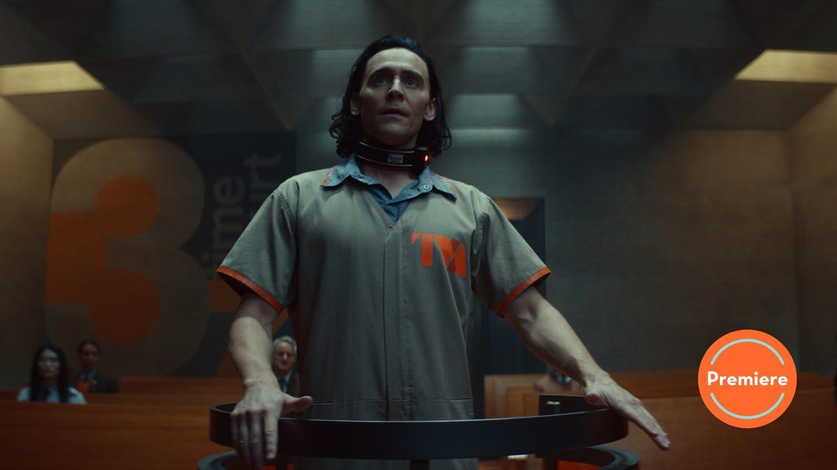 Kneel before Loki's impressively confident premiere