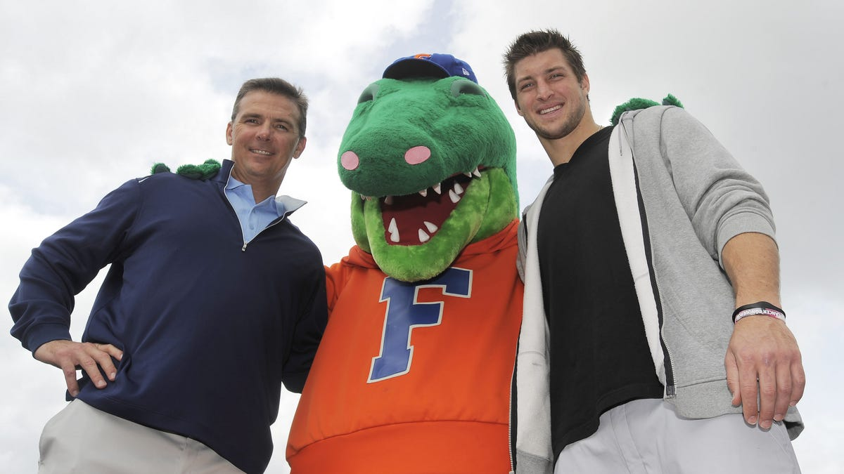 Tim Tebow is REALLY competitive, y'all... So what?