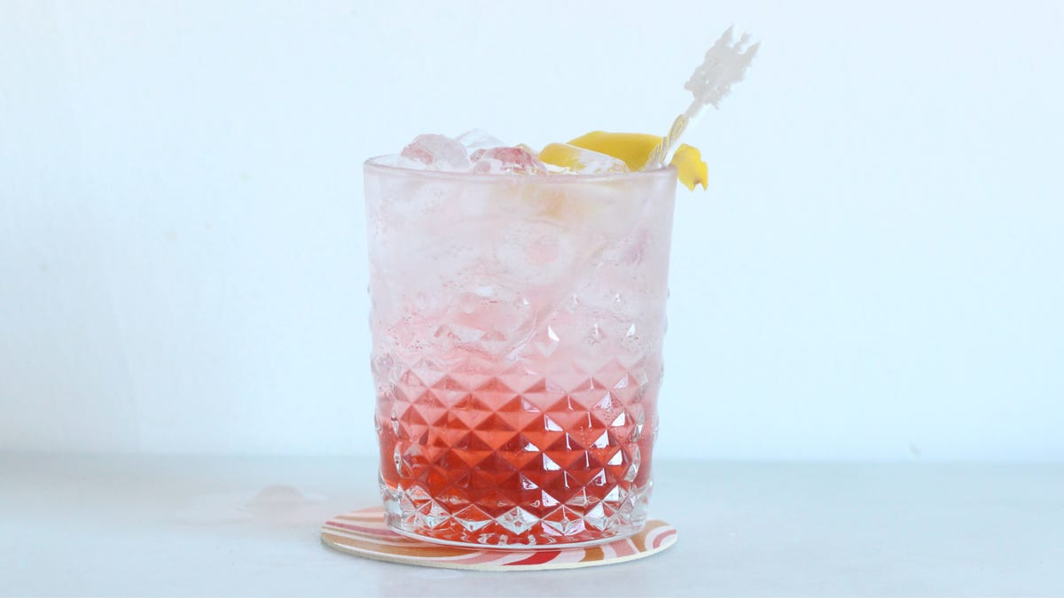 Add Chartreuse to Your Campari and Soda