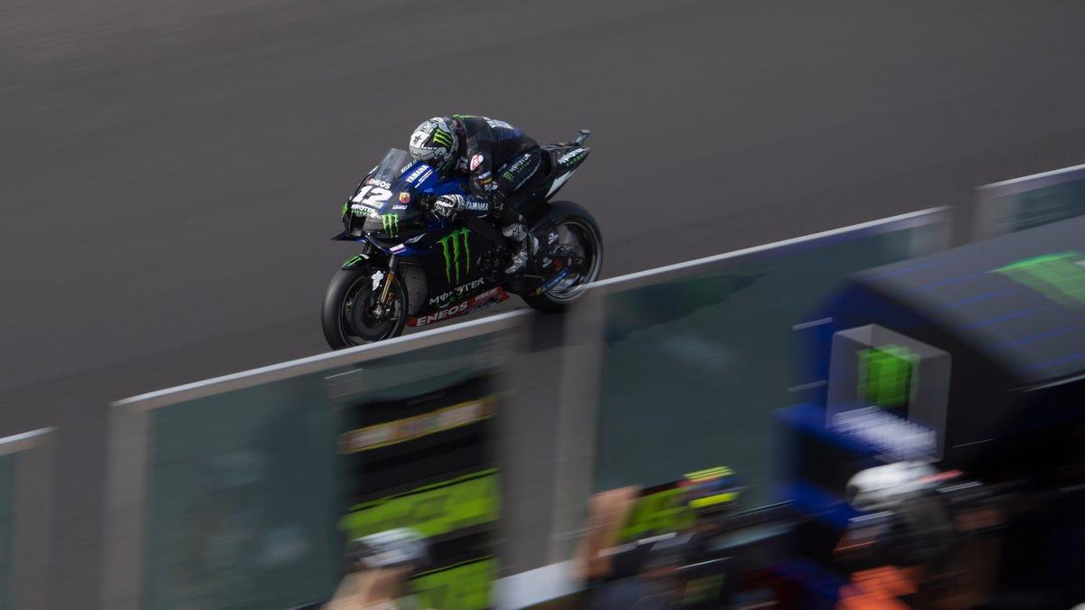 Maverick Vinales Becomes MotoGP's Sixth Different Winner This Season
