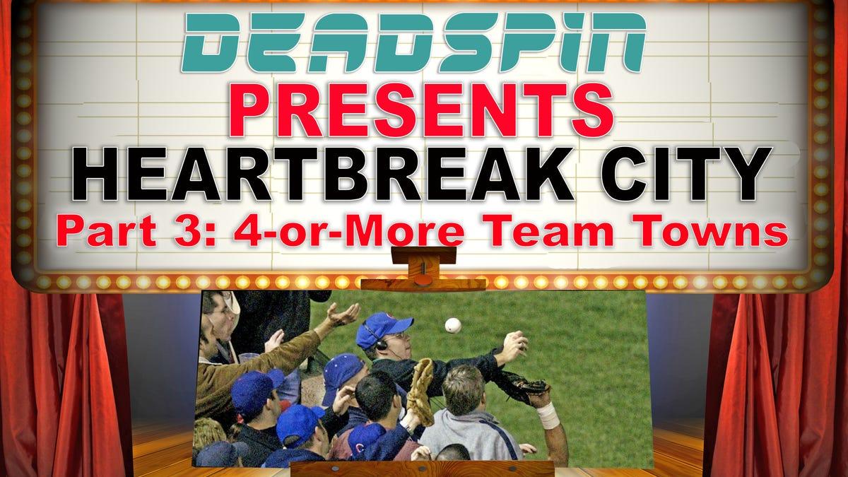 Deadspin Presents Heartbreak City, To Make Fans Across -7722