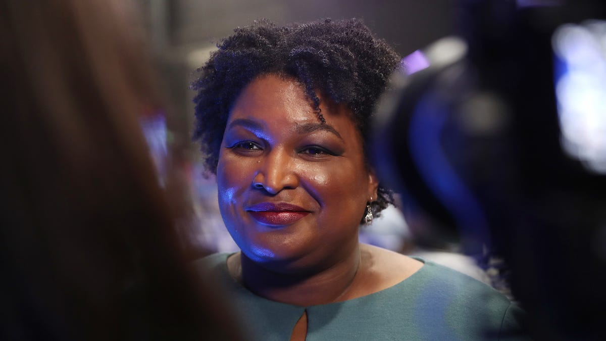 Stacey Abrams Always Knew That Georgia Could Go Blue