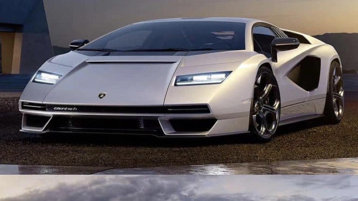 Lamborghini Countach LPI 800-4: So sieht er aus und er ist erstaunlich