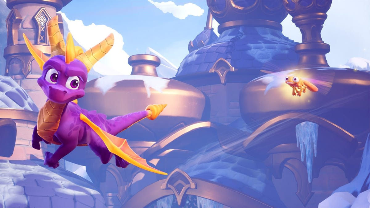 Rekindle You Love of Games With Spyro Reignited Trilogy for $14 on Xbox, Gift Card Maverick, giftcardmaverick.com