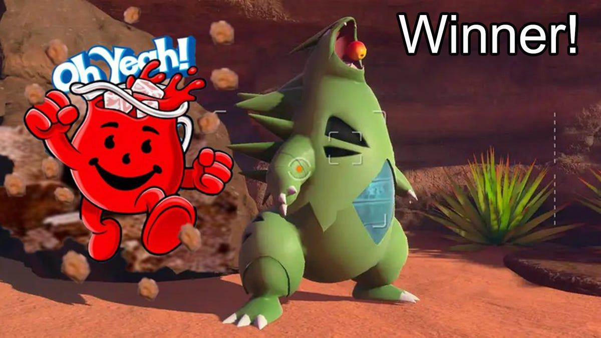 'Shop Contest: Pokémon Snap, Winners!
