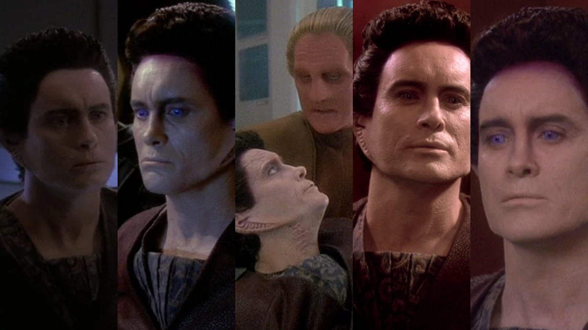 Star Trek's Jeffreys Combs, Ranked