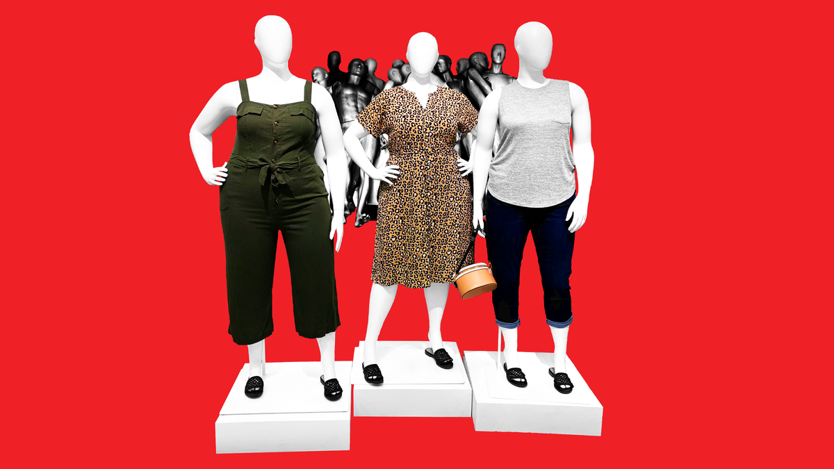 Are Plus Size Mannequins the Revolution We Need?