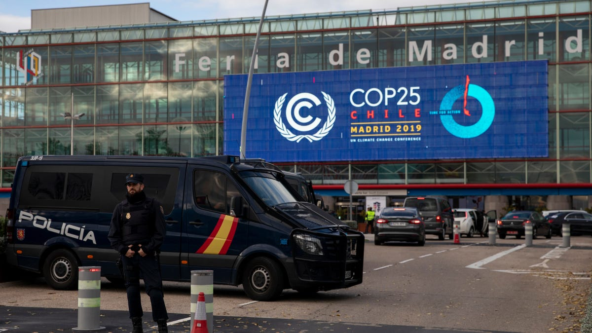 Spain's Biggest Polluter is Sponsoring the Latest UN Climate Talks