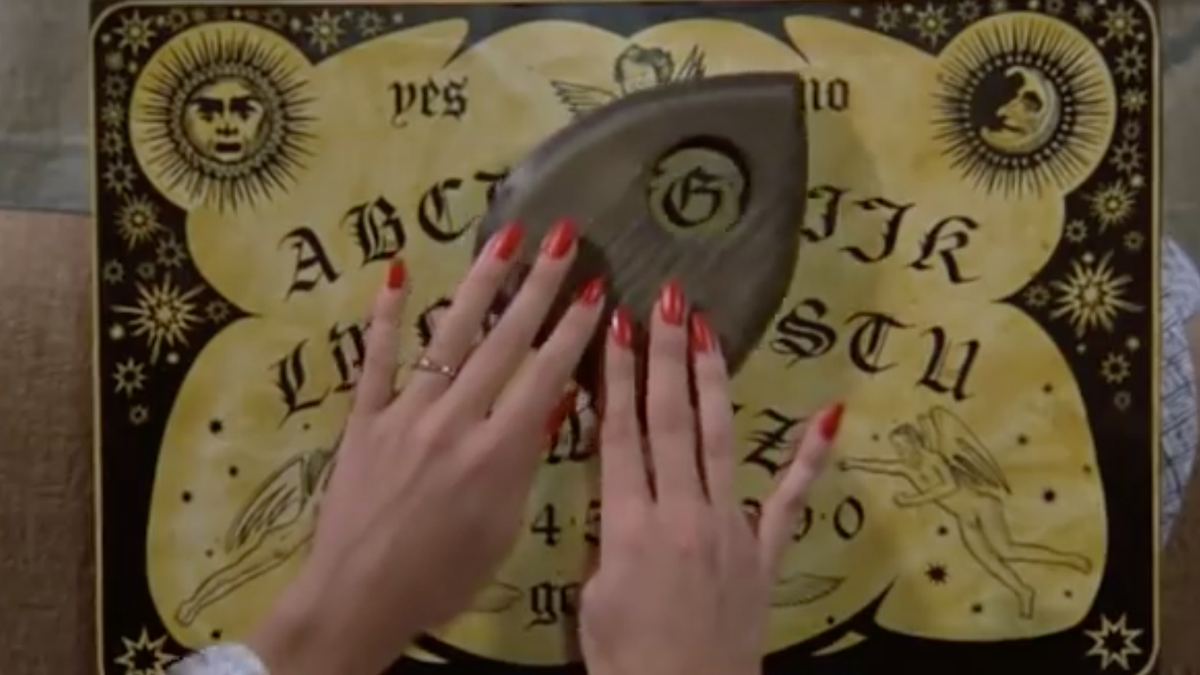 Witchboard Is the Perfect Combination of Melodrama, 1980s Hair, and Evil Spirits