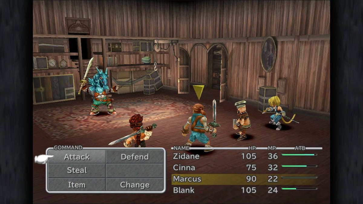 Final Fantasy IX Switch Is The Same Version As PC And Mobile