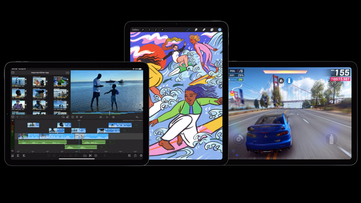 The New 8th-Gen iPad and Fully Redesigned iPad Air Are Here