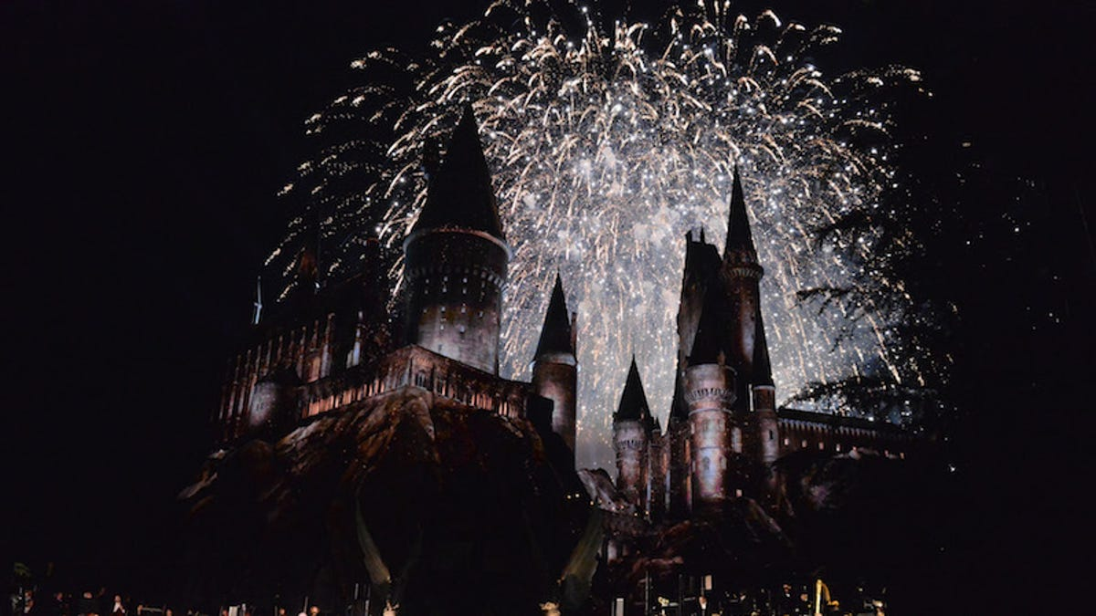 The Wizarding World Theme Park Is the Best Harry Potter Anything Since the Books