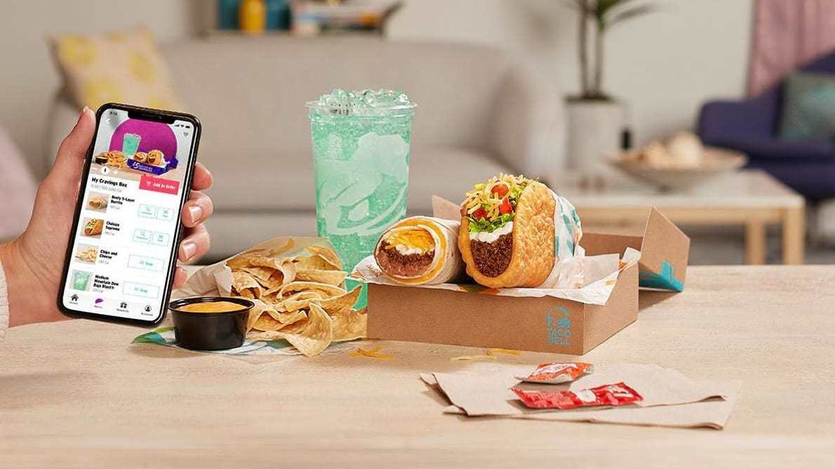 How to get the most value out of Taco Bell's $5 Cravings Box