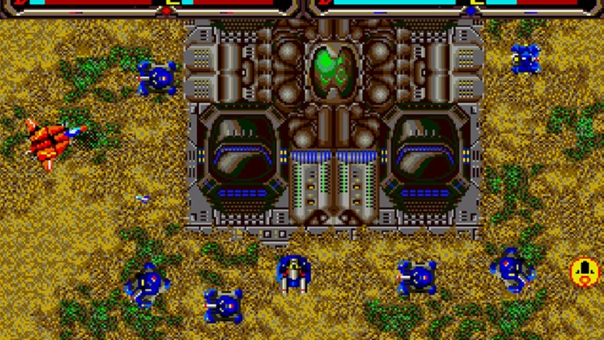 Herzog Zwei Is The Best Real Time Strategy Game You Never Played