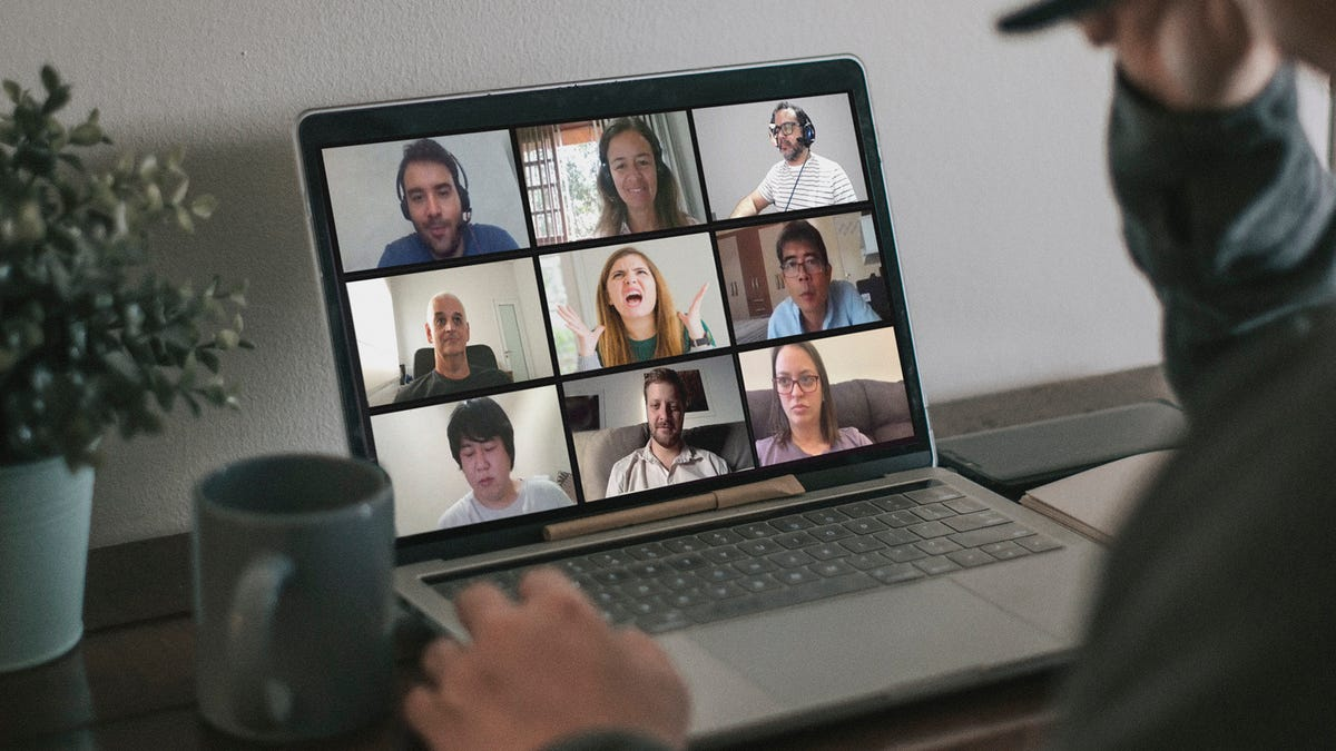 'Hey, I Think You're Muted,' Man Tells Coworker Screaming 'Fuck You, Fuck All Of You' On Zoom Call