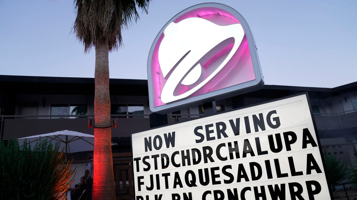 Taco Bell Recalls Millions of Pounds of Beef Due to Reports of 'Metal Shavings'