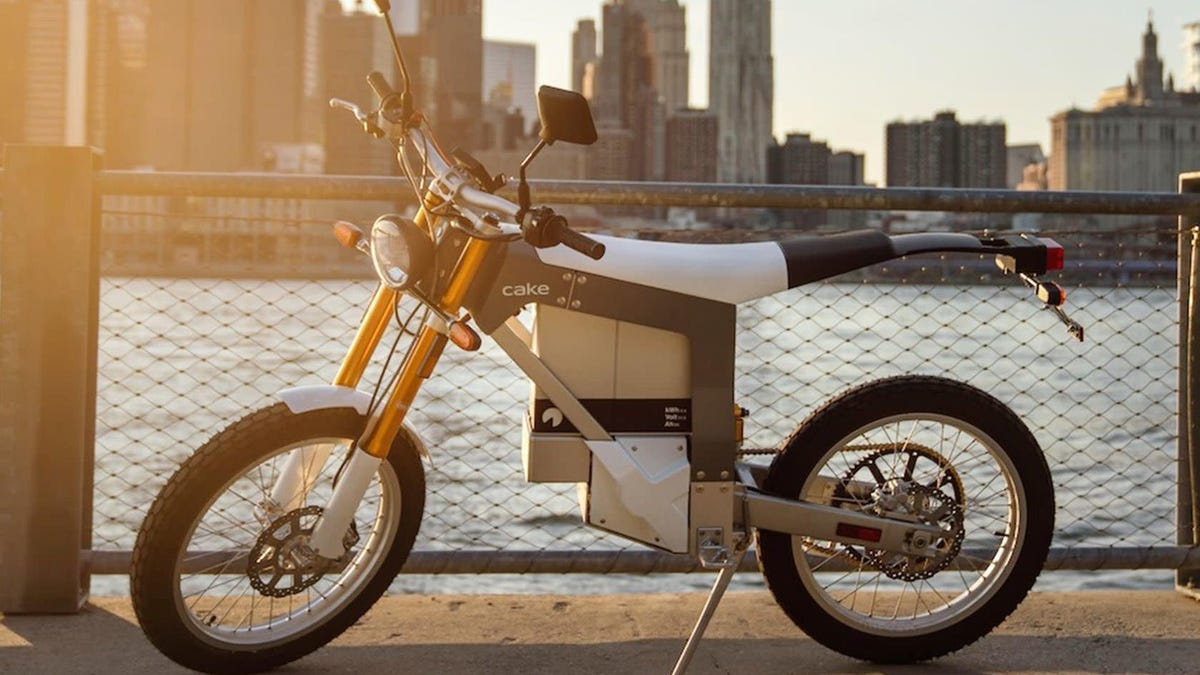 Electric Bikes Are Blurring The Line Between Bicycles And Motorcycles