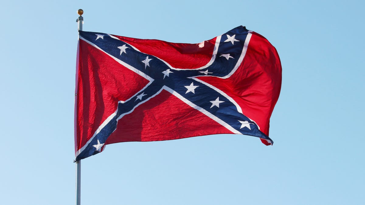 New York Passes Law Banning Confederate Flags, Hate Symbols From Being Sold on State Property