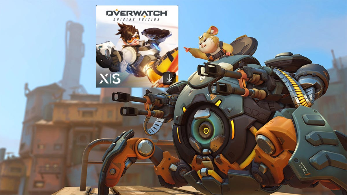 Overwatch Casually Rolls Out Xbox Series X/S Enhancements