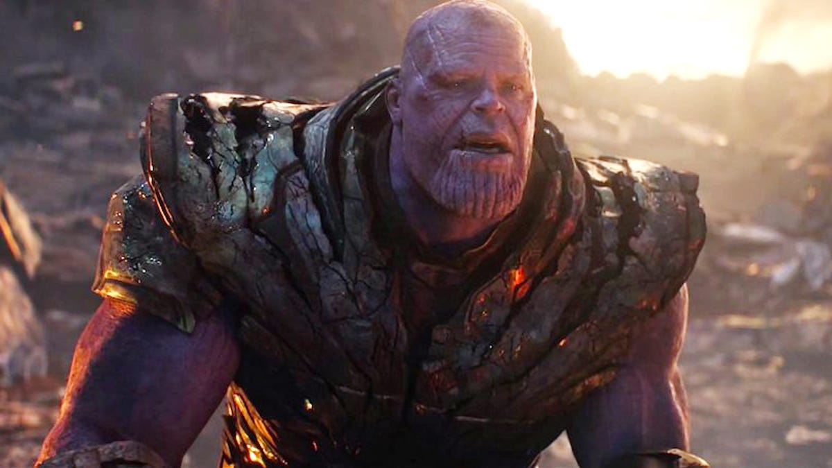 The Trump Campaign Has Compared the President to Thanos, a Mass Murderer