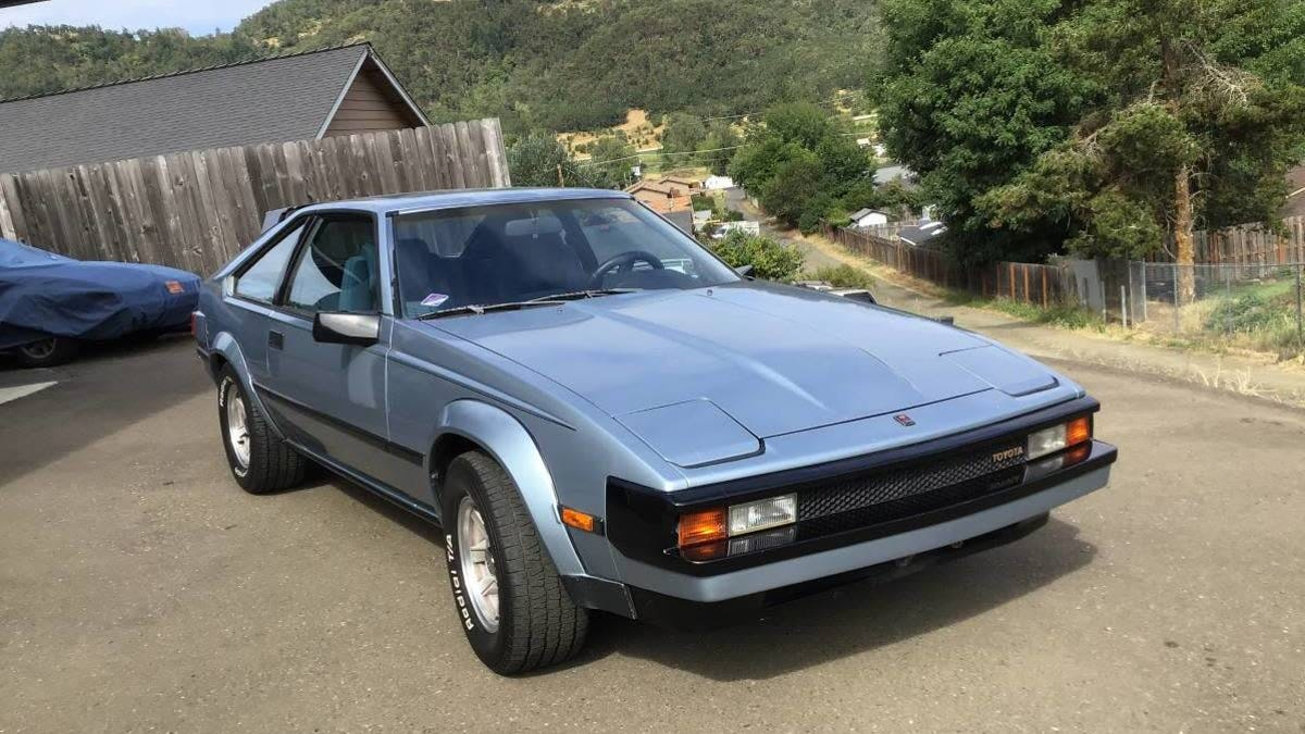 At $11,500, Is This 1982 Toyota Celica Supra Anything To Celebrate?