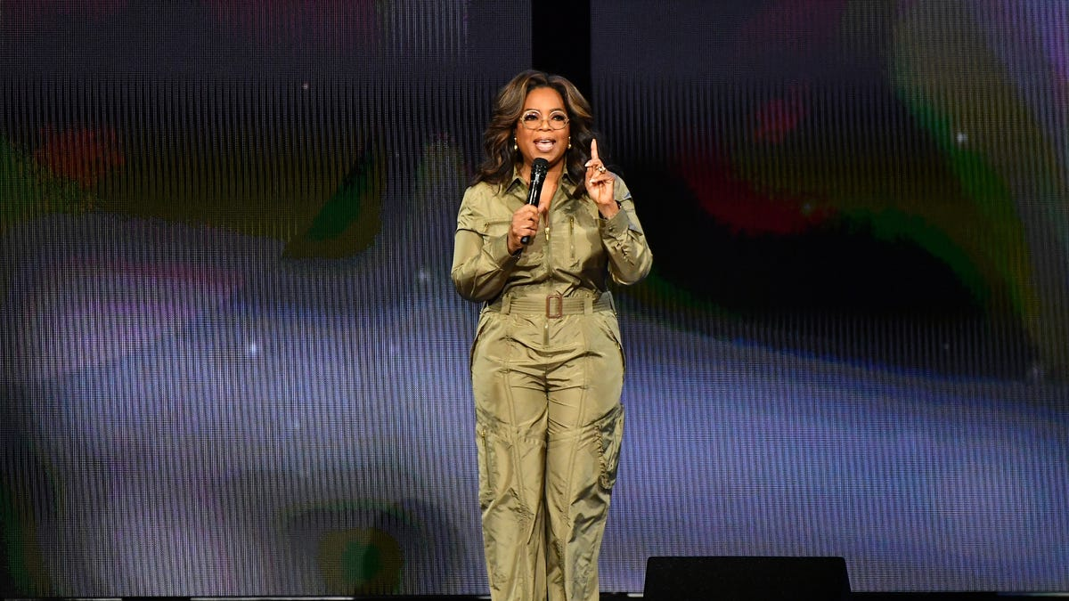 Oprah Has Read the Comments About the American Dirt Protests