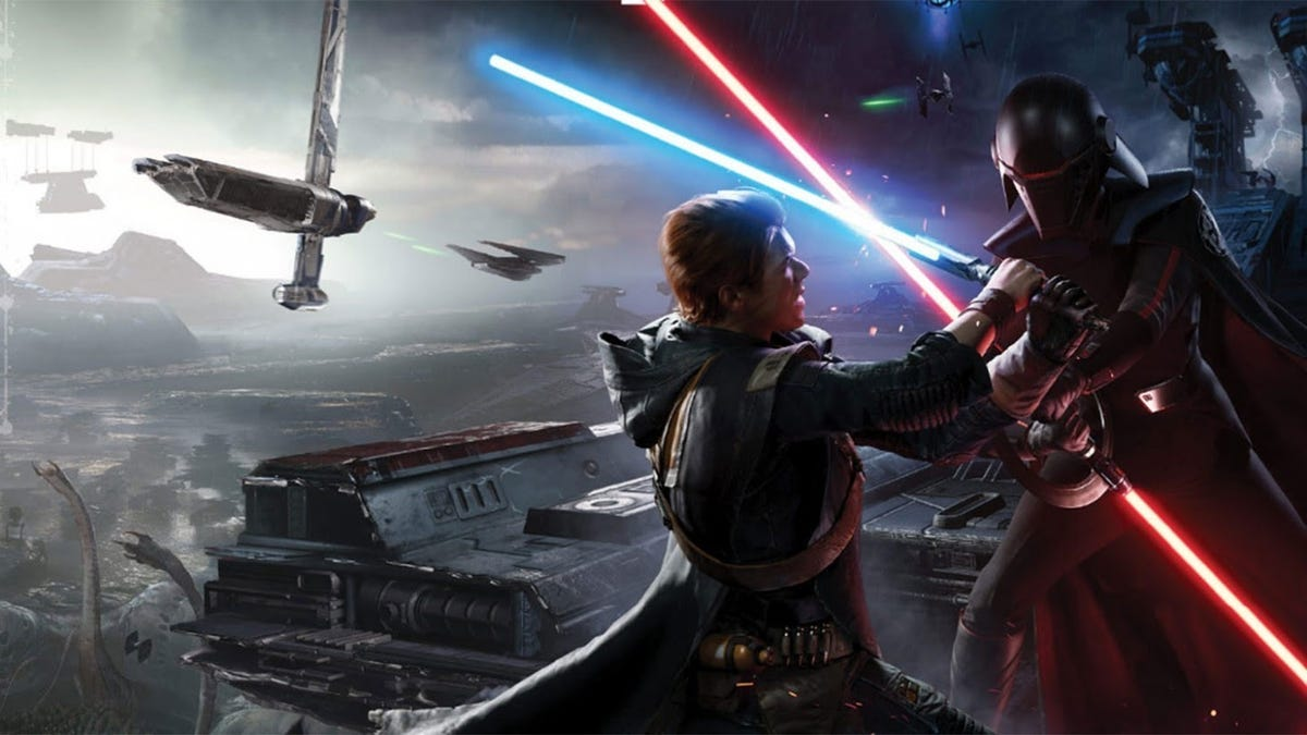 Jedi: Fallen Order's Glitches Hold It Back From Greatness
