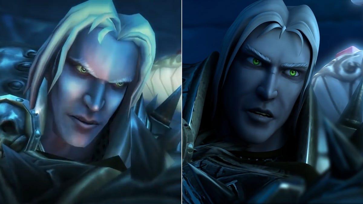 Fans Beautifully Remaster One Of World of Warcraft's Greatest Moments - Kotaku