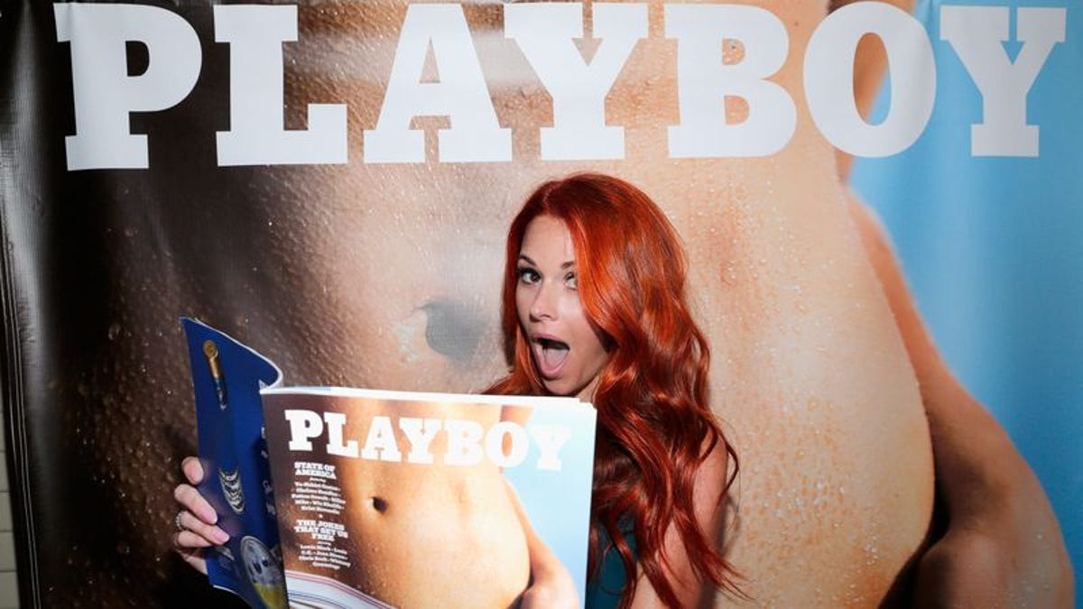 Playboy is bringing back naked pictures
