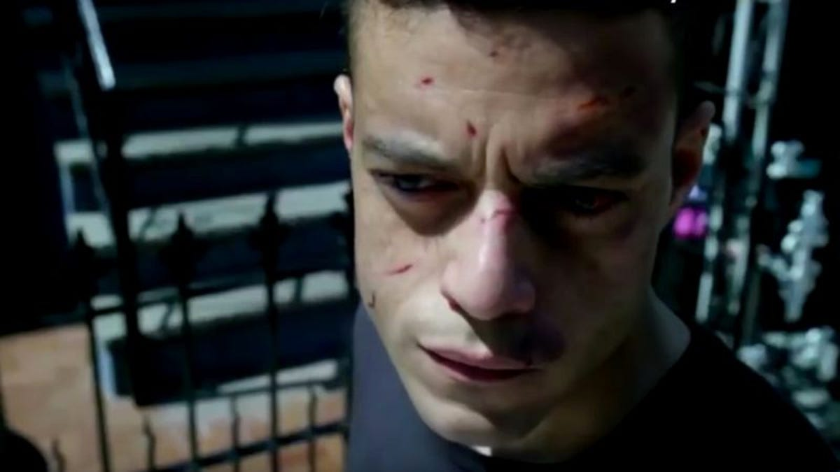 The illusion shatters on Mr. Robot, and everything is both true and false