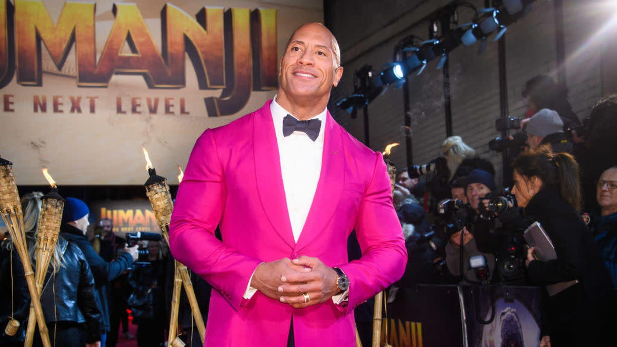 The Rock wants you to eat more ice cream. Specifically, his ice cream.