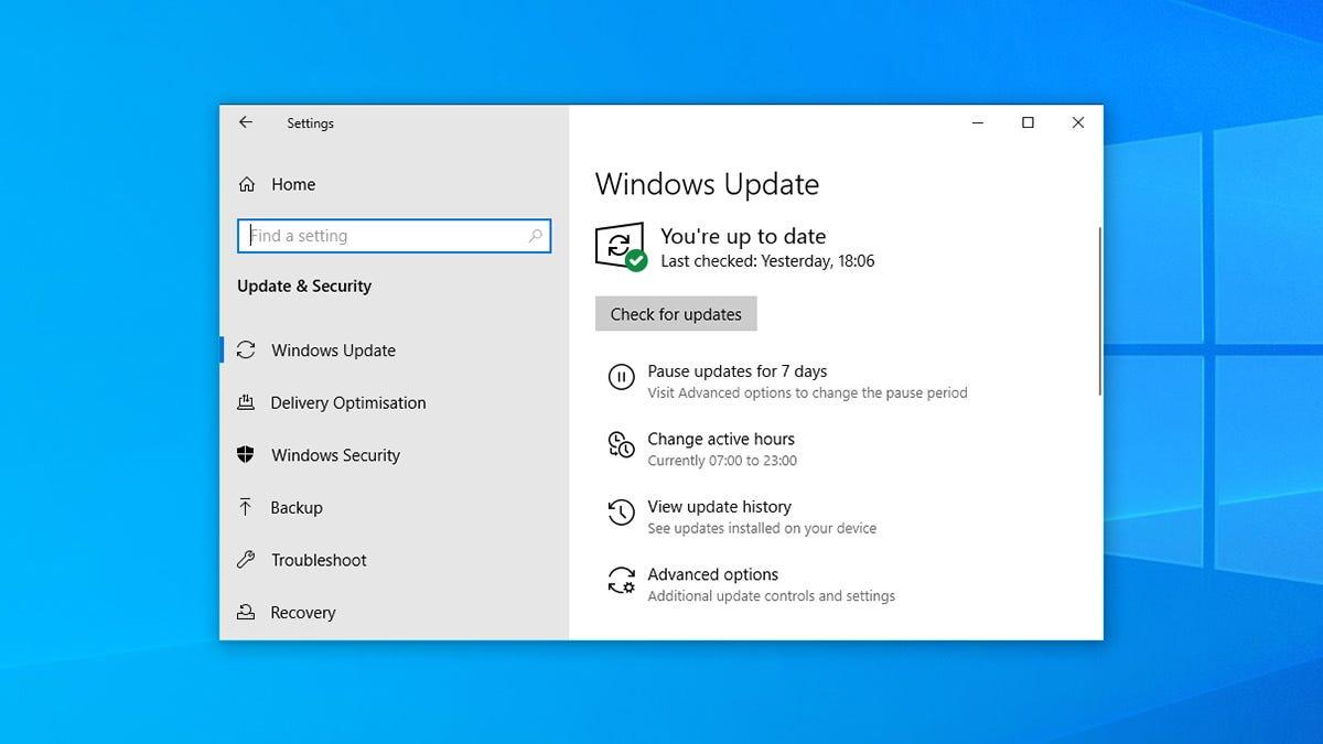 Windows cover image