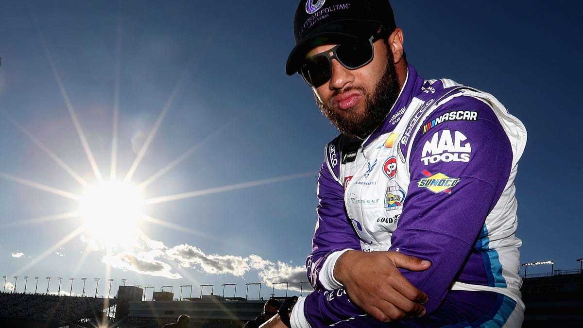 Bubba Wallace Named Finalist for Community Champion of the Year Award