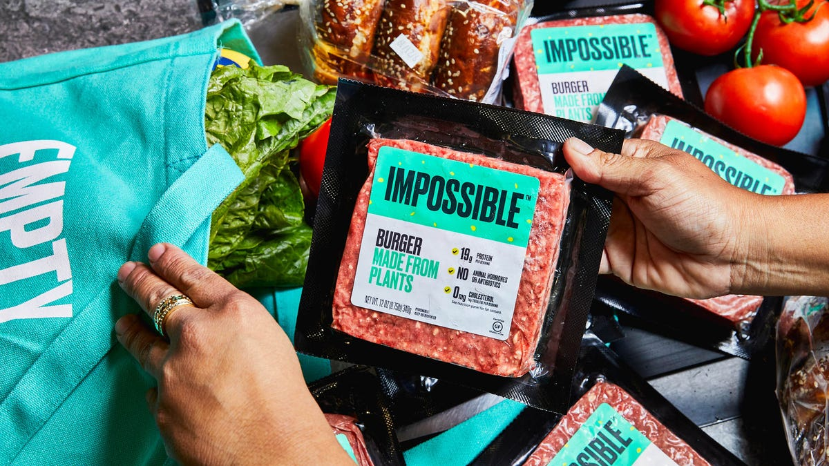 Impossible Burger continues to take over the world [Updated]