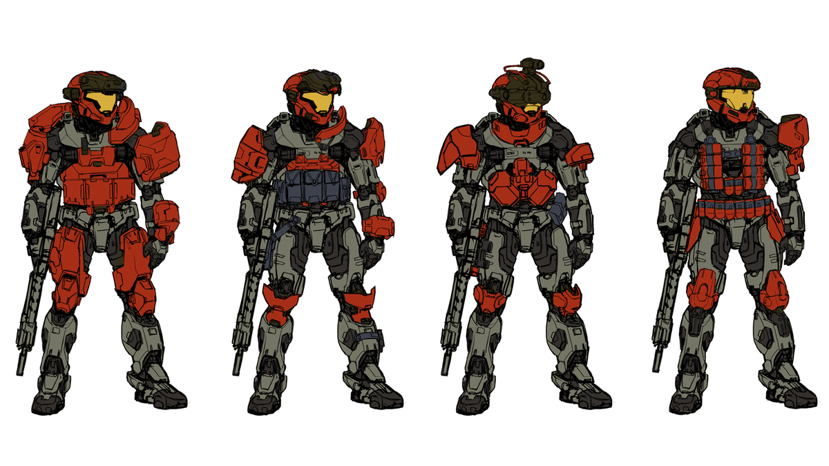 Halo Reach Will Bring Back Customizable Armor Sets When It